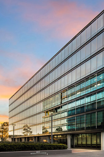 Pinnacle Office Park, Sydney, Australia